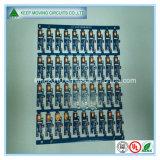 青いSoldermaskのOSP 2の層Fr4回路PCBのボード