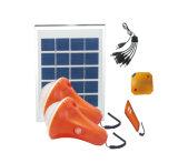 La carga de batería solar Control remoto multifunción con 2 luces LED