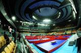 La Chine La vente d'usine de PVC - PVC Sols sportifs pour l'intérieur de sports et de la cour de tennis de table
