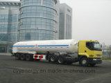 De chemische Lar van Lox Lin Lco2 Semi Aanhangwagen van de Auto van de Tank van de Brandstof