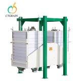 Ctgrain China Plansifter Twin de alta eficiência