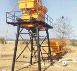 Máquina popular de la construcción del mezclador concreto Js1000 para la venta