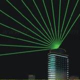 1W-20W для использования вне помещений анимация один зеленый лазер
