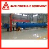 Cilindro hidráulico da pressão média para a porta da represa