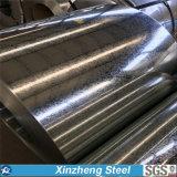 Dx51d HDG Ring-heißes eingetauchtes galvanisiertes Stahlblech im Ring