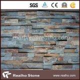نمط تصميم زاويّة جدار زخرفة طبيعيّ يستنبت حجارة
