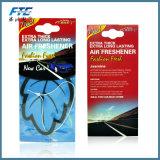 Автоматическая надушенная ваниль Freshener воздуха автомобиля бумажный висеть Shine