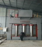 Máquina fria de madeira da imprensa para a placa da mobília