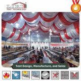 30m X 70m Tent 2000 Tenten van de Luxe van de Capaciteit met Verlichting