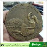 Значки металла высокого качества изготовленный на заказ латунные материальные