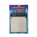 830 Tie-Point placa sin soldadura de prueba Breadboard (BB-102 + J)