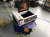 Лазерная гравировка ткани режущие машины 400X300мм