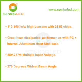 precio de fábrica de los tubos fluorescentes de 1200m m 18W T8 LED