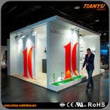 Modulay Serie M Feria de Exhibición de la tela de aluminio
