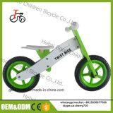 A maioria de bicicleta de madeira popular do balanço de 12 polegadas para crianças