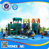 Apparatuur van de Speelplaats van de Producten van de Speelplaats van de Trein van jonge geitjes de Openlucht Openlucht (yl-A028)