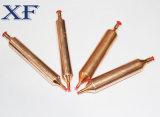 Secador do filtro de cobre de HVAC para partes separadas de Refrigeração