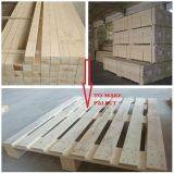 Melamin-/Pappel-Furnierholz-Möbel-Material LVL