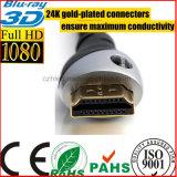 1.5m Metal Casing HDMI zu HDMI Cable