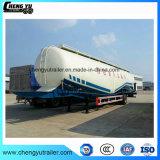 세 배 차축 v 모양 시멘트 Bulker 의 대량 시멘트 탱크 트레일러