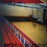 Bevloering van het Hof van de Sporten van het Basketbal van pvc van 100% de Zuivere Maagdelijke Vinyl