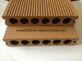 Decking en plastique en bois sain respectueux de l'environnement de Composited