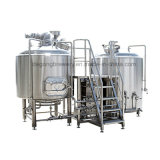 2000L de commerciële Gebruikte Brouwerij van de Brouwerij van de Apparatuur van het Bierbrouwen