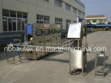 18.9L d'eau Bouteille plafonnement de la machine de remplissage automatique