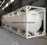 Heizungs-Asphalt-gestalten flüssige Transport ISO Taner Bitumen-Becken-Behälter