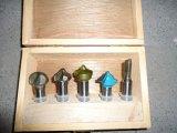 Couteau en bois acrylique de commande numérique par ordinateur de gravure de découpage de PVC