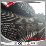 ASTM A53 Sch40 까만 ERW 탄소 강관 공장