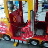Парк атракционов игрушек самых новых малышей электрический едет Trackless поезда