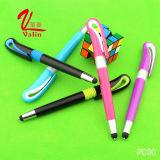 Crayon lecteur bon marché d'aiguille de postes de cadeau de crayon lecteur de bille de Clik Machanism sur la vente