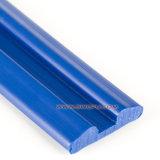 Resistente al clima de OEM de la ventana de la puerta automática de tiras de sellado de caucho protectora de PVC / Edge
