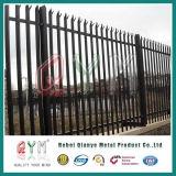 Cerca de la palizada de la seguridad/cercado galvanizado resistente de la palizada