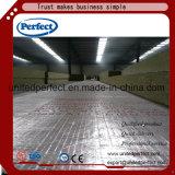 Vollkommener Marken-Basalt-Felsen-Wolle-Vorstand mit gedruckter Aluminiumfolie