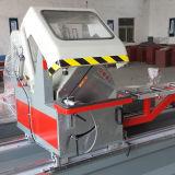Taglio di alluminio capo automatico del portello della finestra di profilo di CNC il doppio ha veduto
