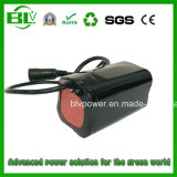 최고 Selling Good Quality Lithium Ion Battery 18650 7.4V 4400mAh Rechargeable Cycling Bike Light Battery Pack 2s2p 4.4ah E-Bike Light Kits LED Light Kits