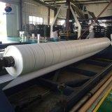 La agricultura de malezas de plástico negro Mat Suelo barrera maleza