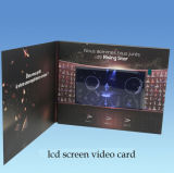 7inch Soem Advertizing Video Card, Video Module, Video-in-Print