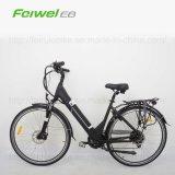 В середине 28 дюймов приводной электродвигатель электрического велосипеда с рамы аккумуляторной батареи (СТР07)