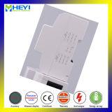 contador trifásico de la energía eléctrica del carril del estruendo de la visualización de 4pole LCD