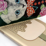 Rhinestone Cell Phone Cover Patterned Phone Case