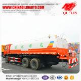 吹き付け器が付いているDongfengの左手駆動機構20000litersの給水車