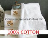 卸売70X140cm 600g白く明白なテリータオルの一定の高級ホテルの100%年の綿の浴室タオル