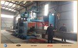 La ruggine della macchina di brillamento della struttura d'acciaio rimuove la macchina di pulizia della ruggine della macchina