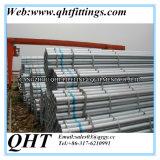 Q195 ERW Tuyau et tube à clôture en acier pré-galvanisé soudé