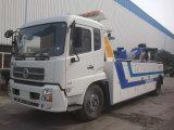 De op zwaar werk berekende Vrachtwagen van het Slepen van Wrecker van de Weg van de Vrachtwagen Vrachtwagen Gebruikte