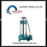 V2200F Bomba de água suja, Submersíveis Bomba de água (2,2 KW/3HP)