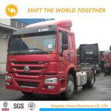 Sinotruk HOWO 4X2 디젤 엔진을%s 가진 트랙터 트럭